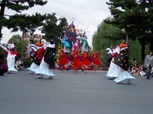 ハロウィンパレード